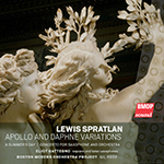 Lewis Spratlan's Concerto for Saxophone and Orchestra
